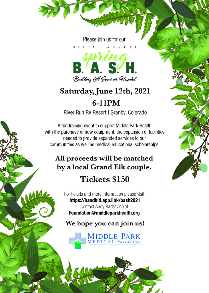 B.A.S.H. Save the date